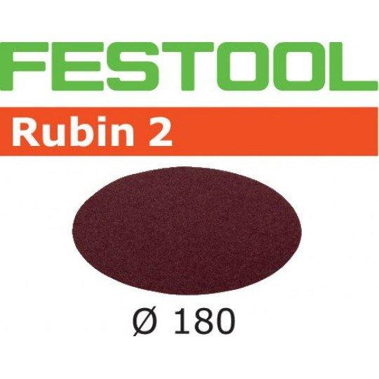 Festool Csiszolópapír STF D180/0 P180 RU2/50