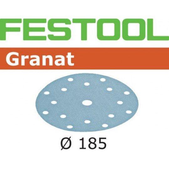Festool Csiszolópapír STF D185/16 P100 GR/100