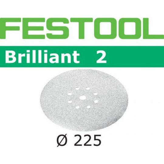 Festool Csiszolópapír STF D225/8 P16 BR2/25