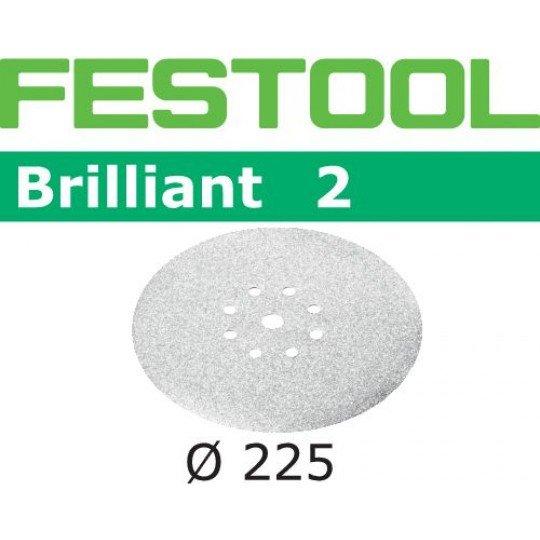 Festool Csiszolópapír STF D225/8 P180 BR2/25