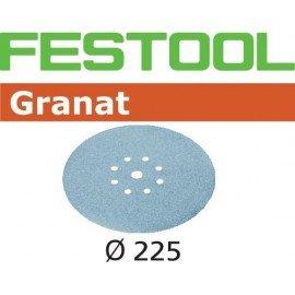Festool Csiszolópapír STF D225/8 P240 GR/25
