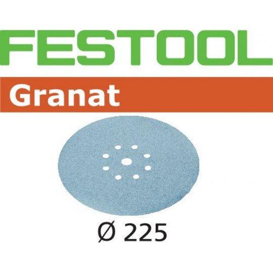 Festool Csiszolópapír STF D225/8 P80 GR/25