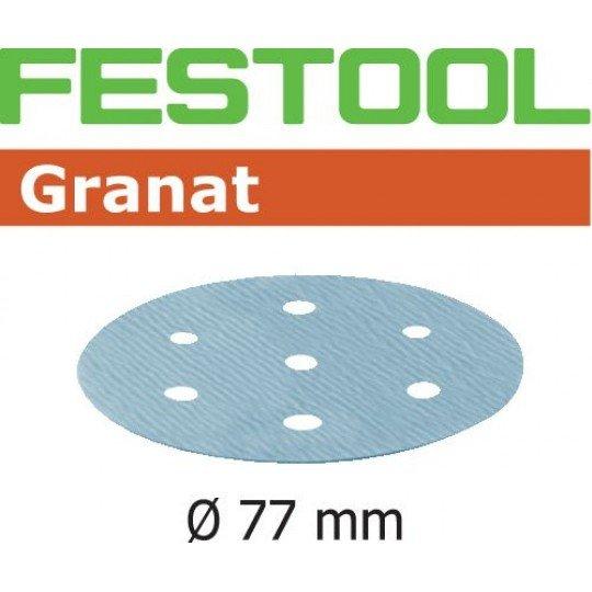 Festool Csiszolópapír STF D77/6 P400 GR/50