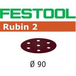 Festool Csiszolópapír STF D90/6 P120 RU2/50
