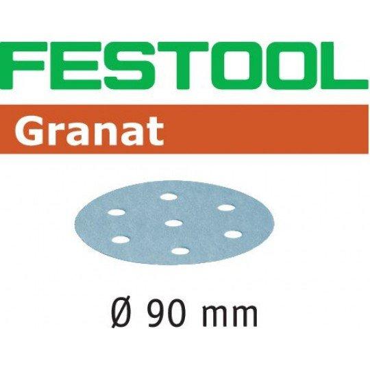 Festool Csiszolópapír STF D90/6 P220 GR/100