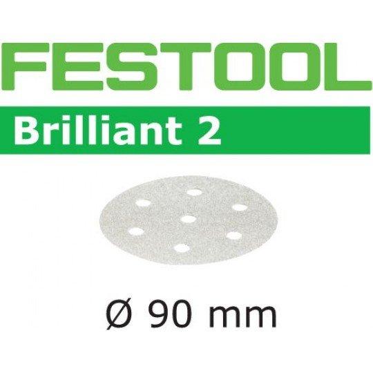 Festool Csiszolópapír STF D90/6 P400 BR2/100