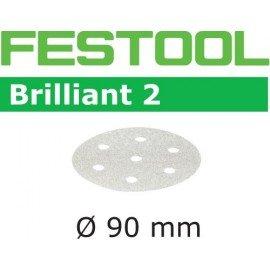 Festool Csiszolópapír STF D90/6 P80 BR2/50