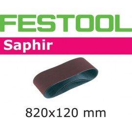 Festool Csiszolószalag Compact CMB120 820x120-P120-SA/10