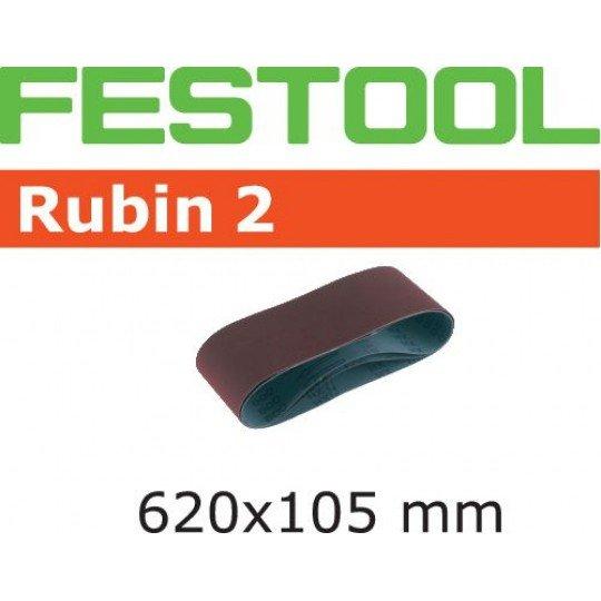 Festool Csiszolószalag L620X105-P80 RU2/10