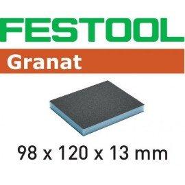 Festool Csiszolószivacs 98x120x13 120 GR/6