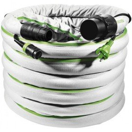 Festool D 32/22 plug it elszívótömlő, antisztatikus, sima D 32/22x10m-AS-GQ/CT
