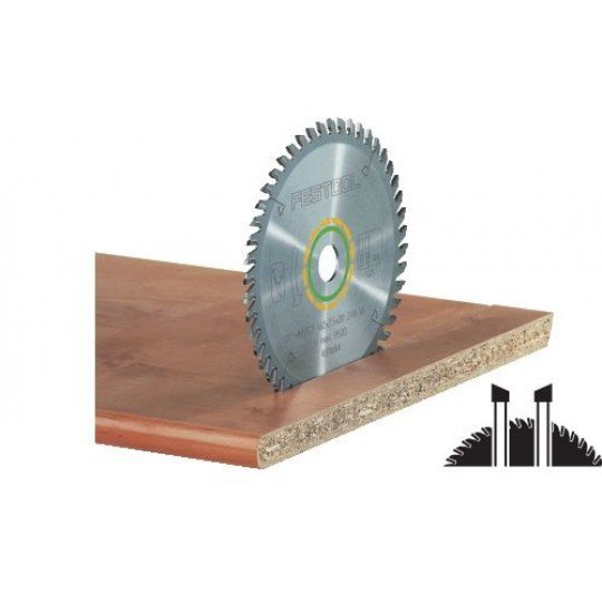 Festool Finomfogazású fűrészlap 230x2,5x30 W48
