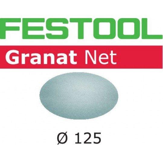 Festool Hálós csiszolóanyagok STF D125 P400 GR NET/50