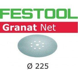 Festool Hálós csiszolóanyagok STF D225 P220 GR NET/25