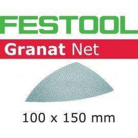 Festool Hálós csiszolóanyagok STF DELTA P100 GR NET/50