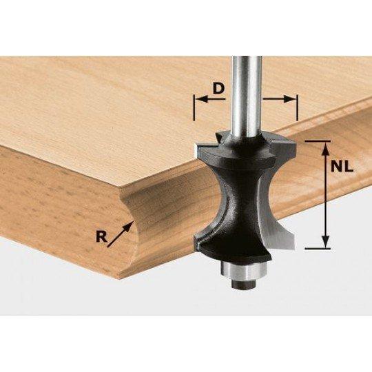 Festool HW félrúdmaró 8 mm-es szárral HW S8 D30/28