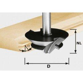 Festool HW gér-bigézőmaró, szár 12 mm-es HW D 64/27 S12