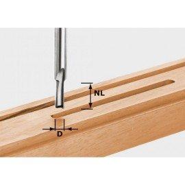 Festool HW nútmaró, 8 mm-es szárral HW S8 D3/6