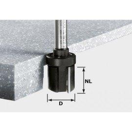 Festool HW szintbemaró, szár 12 mm-es HW D28/25 ss S12