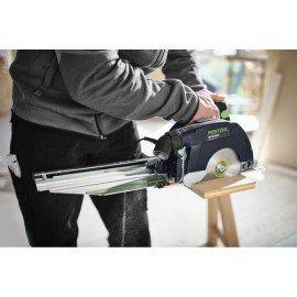 Festool Kézi billenőbúrás körfűrész HK 55 EBQ-Plus-FSK420