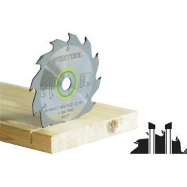 Festool Körfűrészlap 350x3,5x30 W24