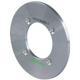 Festool Letapogató görgő többrétegű alumíniumlapokhoz használatos lemezmaróhoz D2