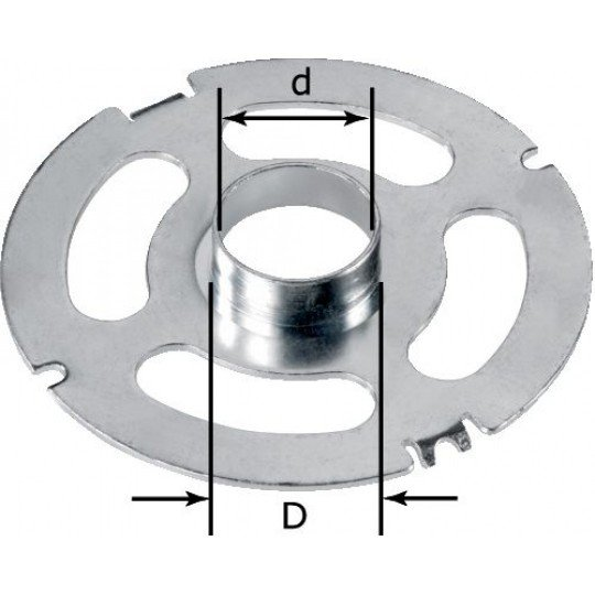 Festool Másológyűrű KR-D 12,7/OF 2200
