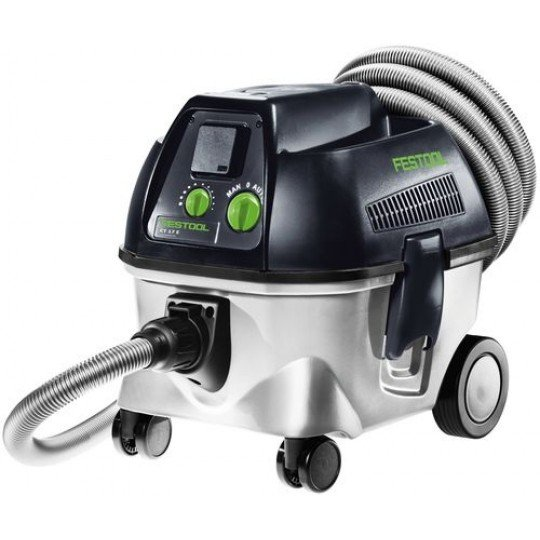 Festool Mobil elszívó CT 17 E-Set BU CLEANTEC