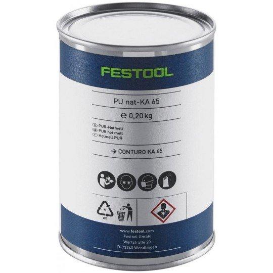 Festool PU ragasztó, natúr PU nat 4x-KA 65