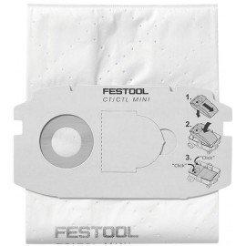 Festool SELFCLEAN szűrőzsák SC FIS-CT MINI/5