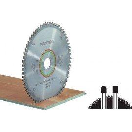 Festool Speciális fűrészlap homlokzatlapokhoz 210x2,4x30 TF60