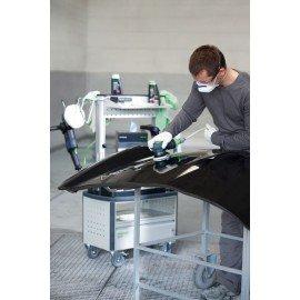 Festool Sűrített levegővel működő excenteres csiszoló LEX 3 77/2,5 Set