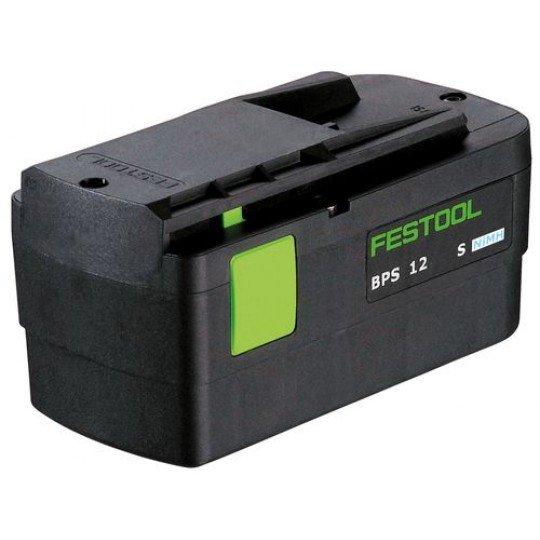 Festool Szabványos akku csomag BPS 12 S NiMH 3,0 Ah