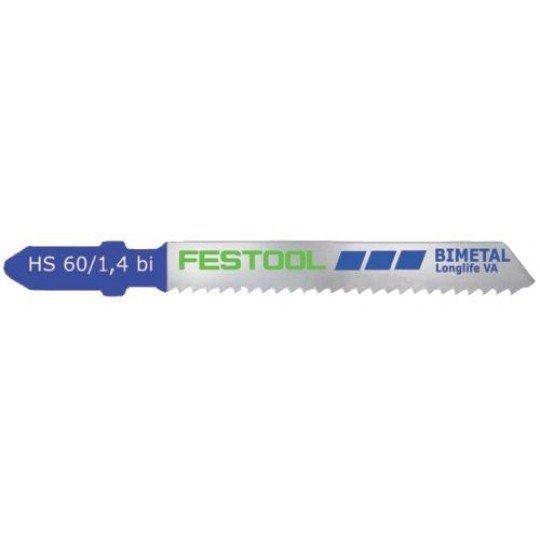 Festool Szúrófűrészlap HS 60/1,4 BI VA/5