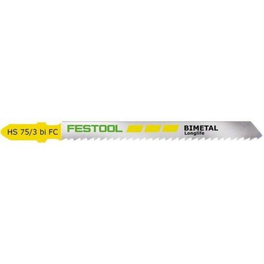 Festool Szúrófűrészlap HS 75/3 BI-FC/5