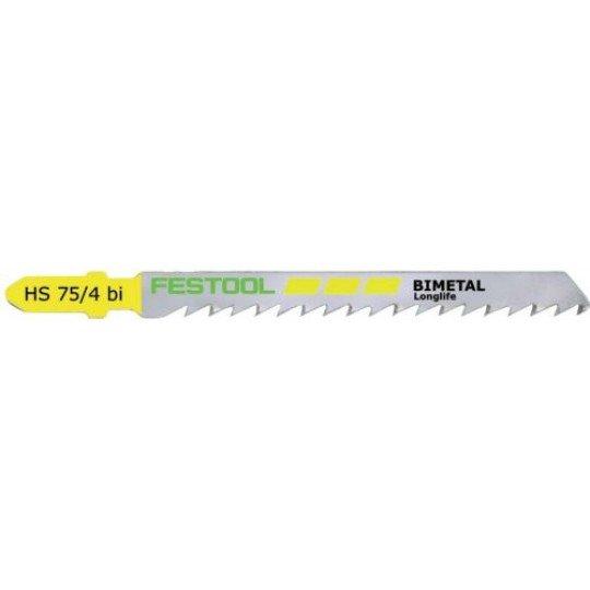 Festool Szúrófűrészlap HS 75/4 BI/5
