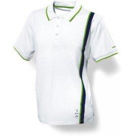 Festool Teniszpóló, férfi, fehér Festool M