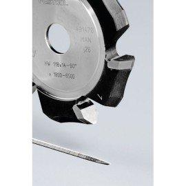 Festool V-horonymaró HW 118x14-90°/Alu